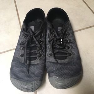 Black Merrell Vibram Vapor glove 3 Shoes